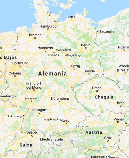 Internacional  |  Recorrido  por  la  actualidad  política  de  Austria  y  Alemania
