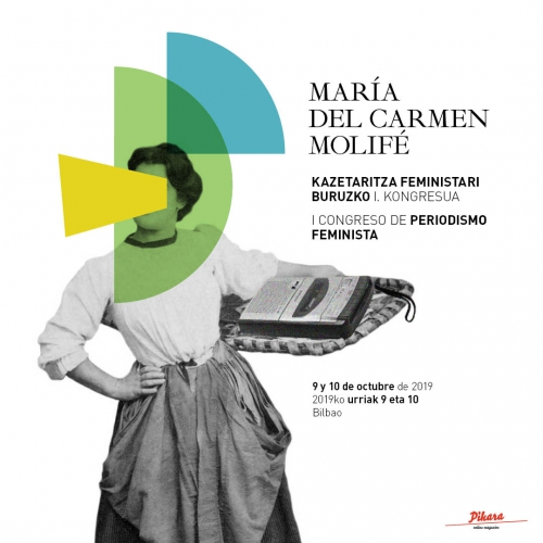 "June  Fernández  (Pikara  Magazine):  ""María  del  Carmen  Molifé  ez  da  inoiz  existitu"""
