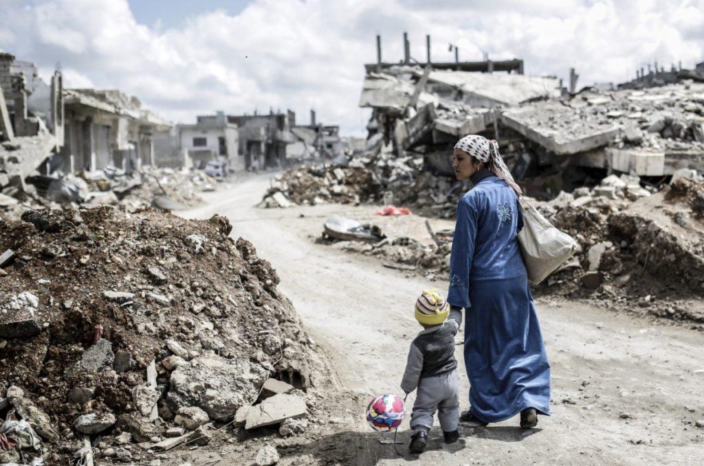 Ekialde Hurbileko Geopolitka Zikloa – Siriako Gerra