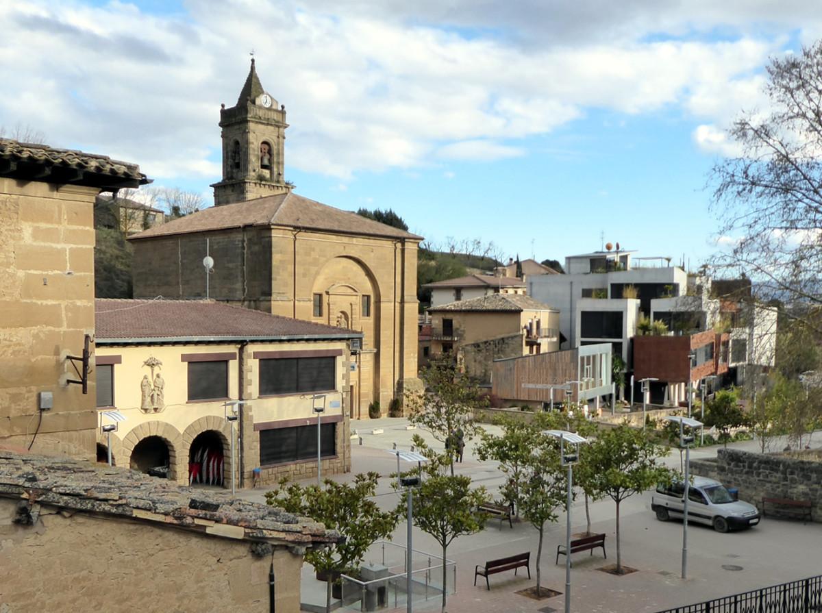 Varias vecinas de Eskuernaga publican un manifiesto a favor del nuevo Gaztetxe
