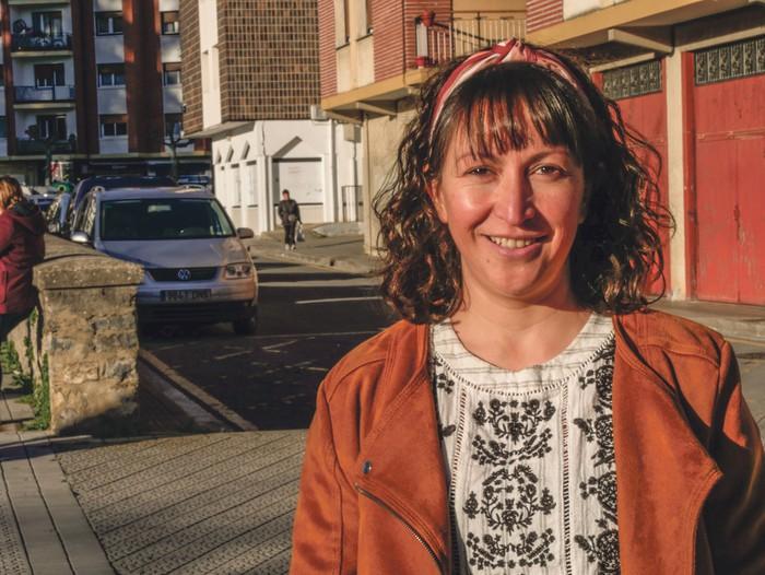 """""""Etxeko  langile  gisa  nituen  eskubideez  jabetzen  lagundu  dit  feminismoak"""""""