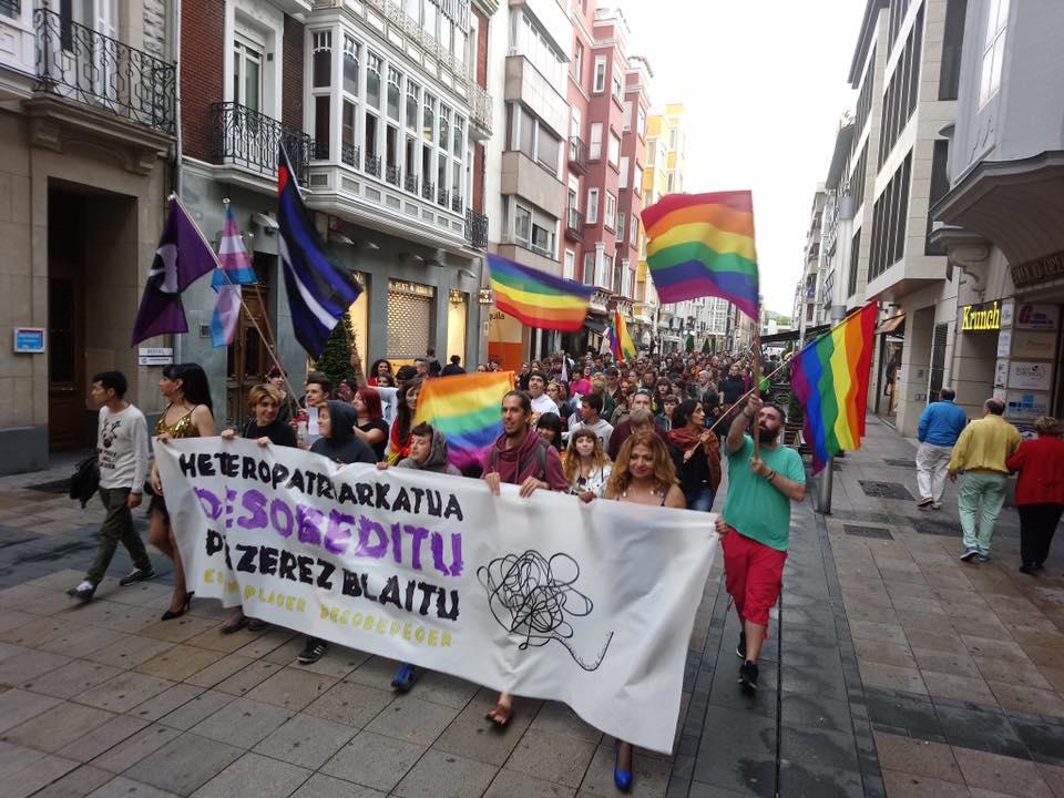 """La Coordinadora del 28J invita a los medios de comunicación a hacer una """"lectura crítica"""" del tratamiento hacia la última agresión homófoba"""