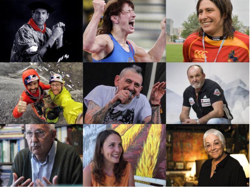 Caras  conocidas  de  la  sociedad  alavesa  muestran  su  apoyo  a  las  cinco  encausadas  del  sumario  11/13