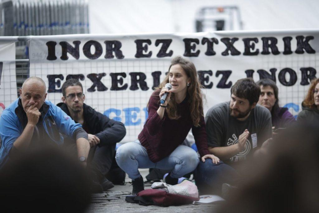 """Pobrezia Energetikoaren aurkako hainbat ekimen antolatu ditu """"Derecho a Techo"""" plataformak"""