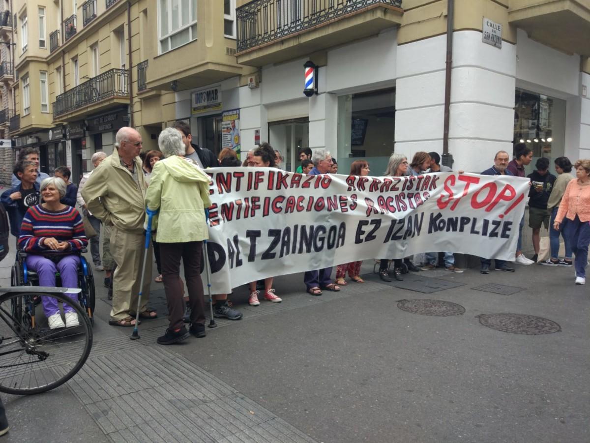 Denuncian las identificaciones, detenciones y expulsiones racistas que se están llevando a cabo en Gasteiz