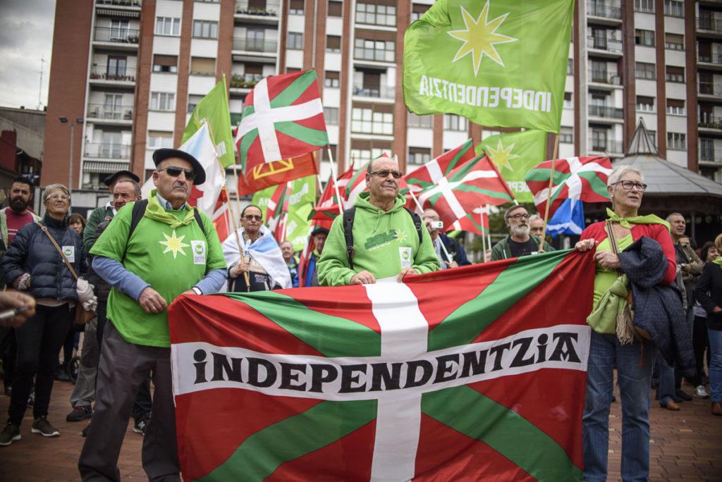 """Erreportaia """"Euskal Herriko autodeterminazioa"""""""
