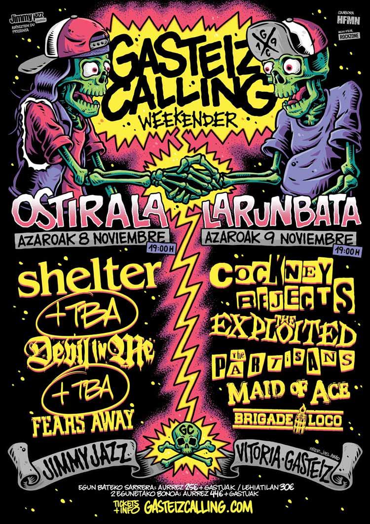 Gasteiz Calling