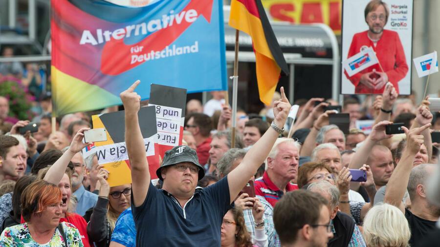 Alemania | Ultraeskuinaren gorakada eta Fridays for Future mugimendua