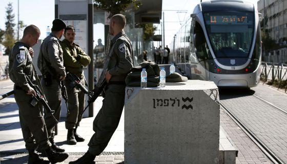 """""""Grandes empresas se han retirado del proyecto del tranvía de Jerusalem por el daño a su imagen corporativa"""""""