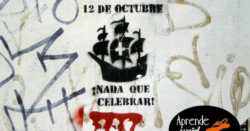 ¿Y para vosotras que significado tiene el 12 de Octubre?