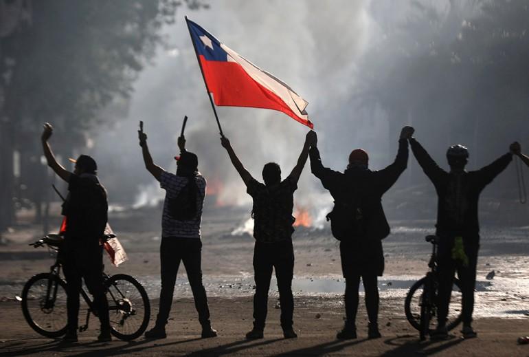 Txileko  Gobernuaren  errepresioaren  aurka  elkarretaratzea  egingo  dute  bihar