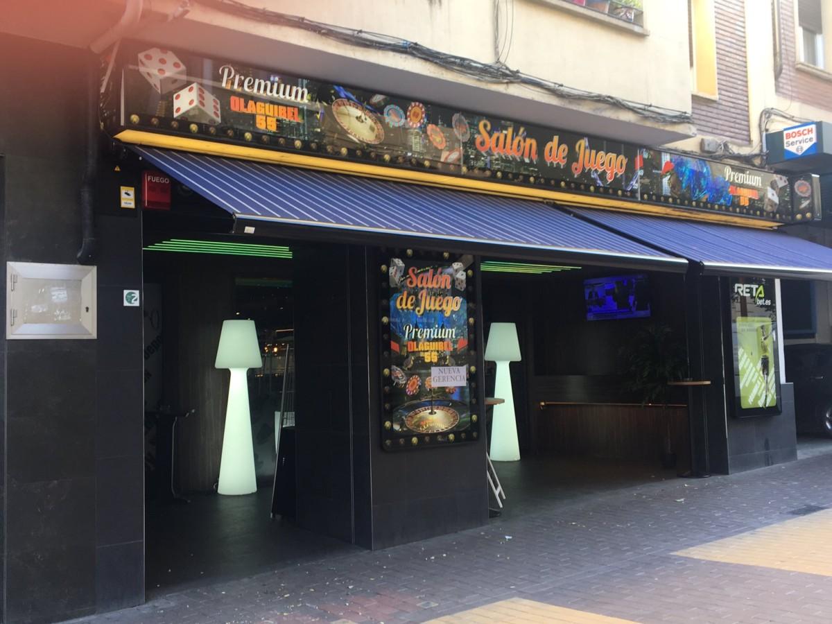 El salón de juegos de Judimendi ha vuelto a abrir sus puertas