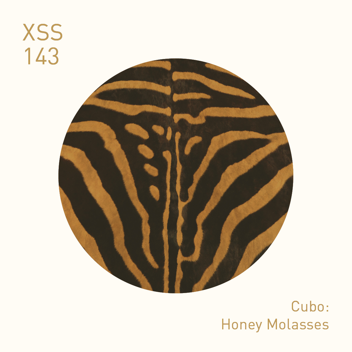 XSS143 | Cubo | Honey Molasses