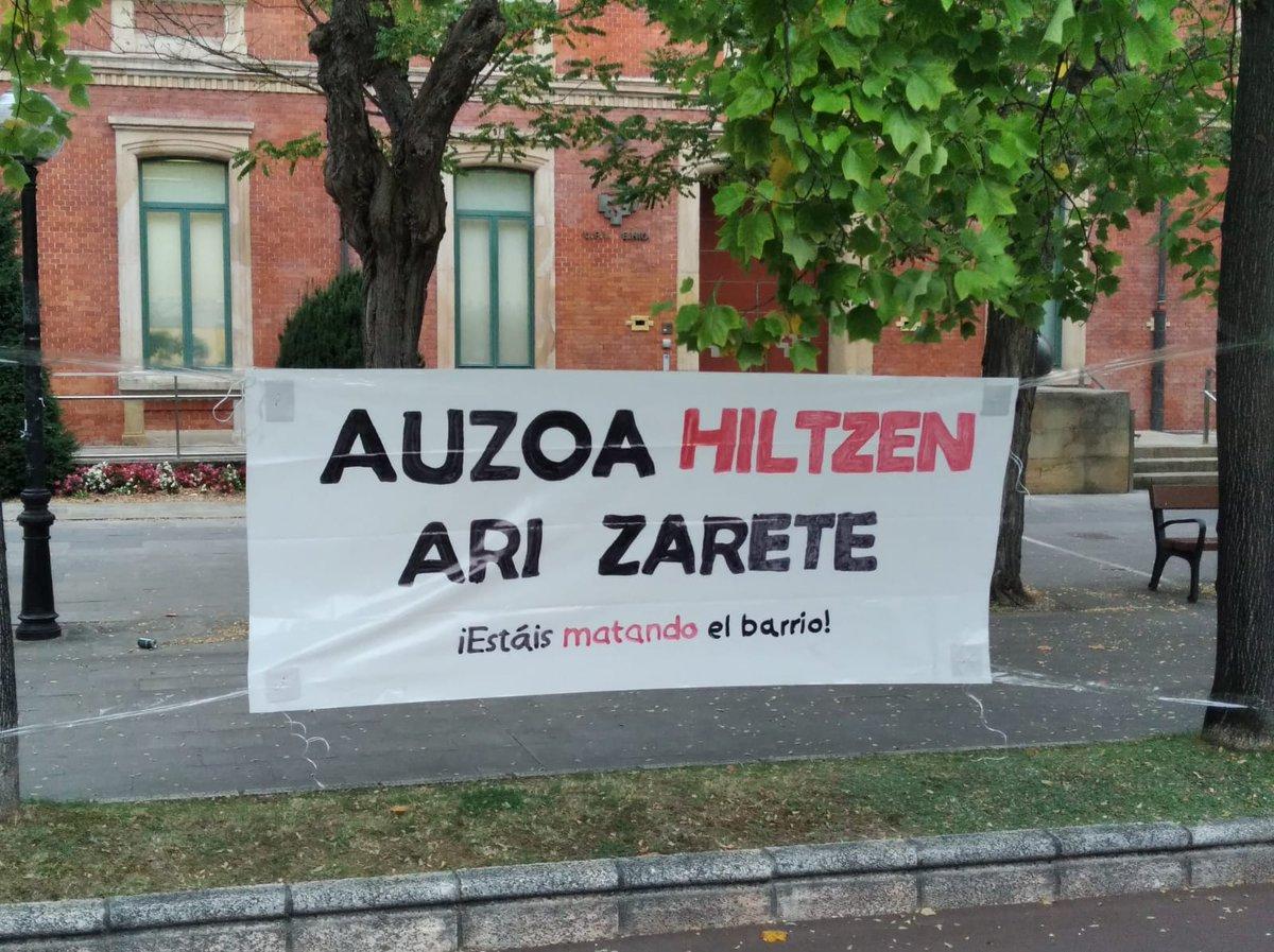 """Mirari  Ullibarri:  """"Adurtza  hiltzen  ari  dira,  eta  berpizteko  dinamikak  abiatuko  ditugu"""""""