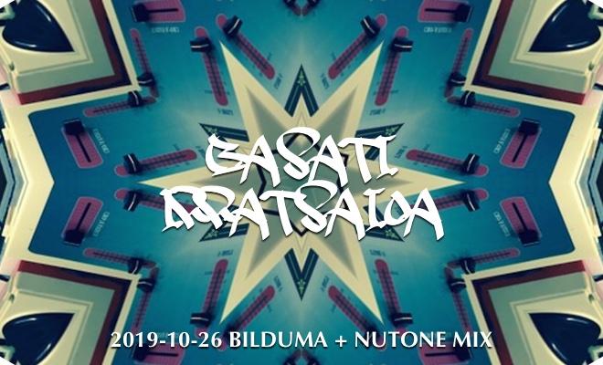Colección 20191026 Bilduma + NuTone MIX