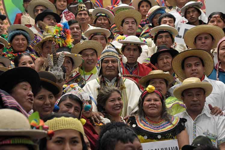 Boliviako egoera eta Urriaren 20ko hauteskundeak