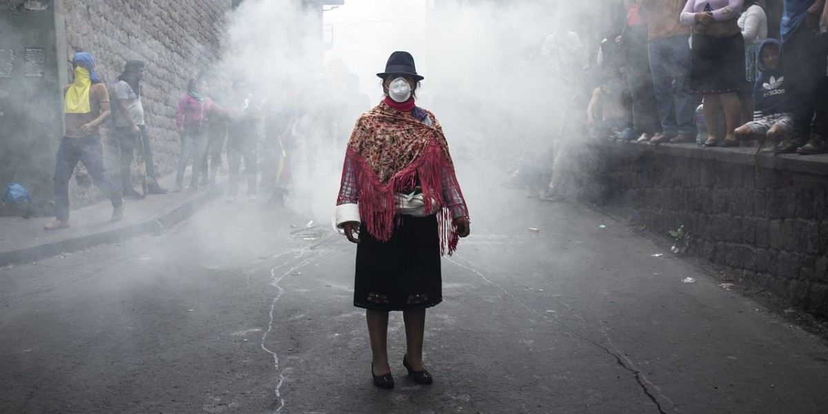 Ecuador | Toque de queda