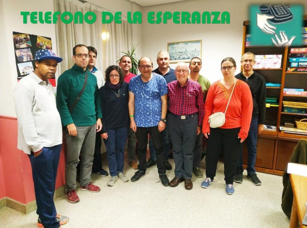 Teléfono de la Esperanza, 40 años de andadura.