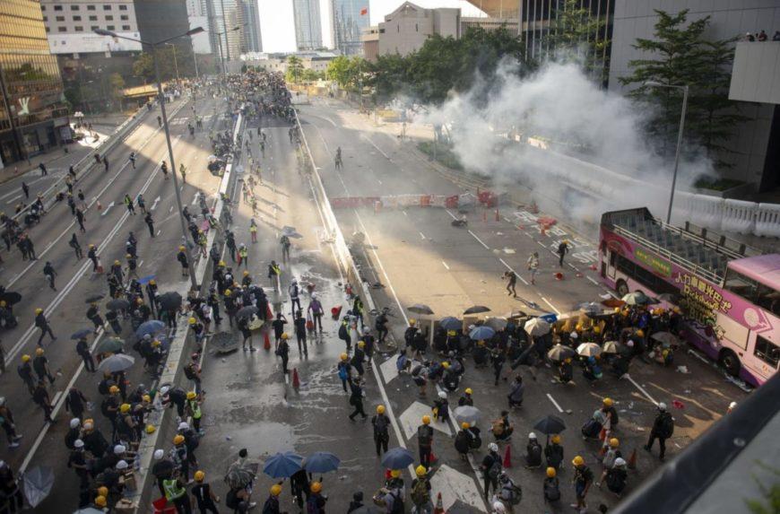 Hong Kong | «Es un movimiento horizontal sin líderes, que ha abierto el camino a otras luchas en otros lugares»
