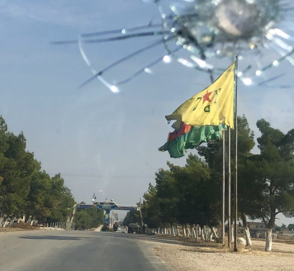 Drama en el Kurdistan sirio