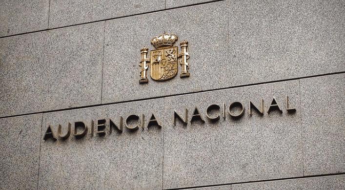 La Audiencia Nacional juzgara mañana a un hombre acusado de «destruir de forma sistemática» un monolito en recuerdo del Guardia Civil fallecido en Legutio