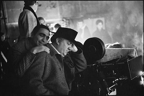 Laboratorio Plat de cine: Federico Fellini parte 02
