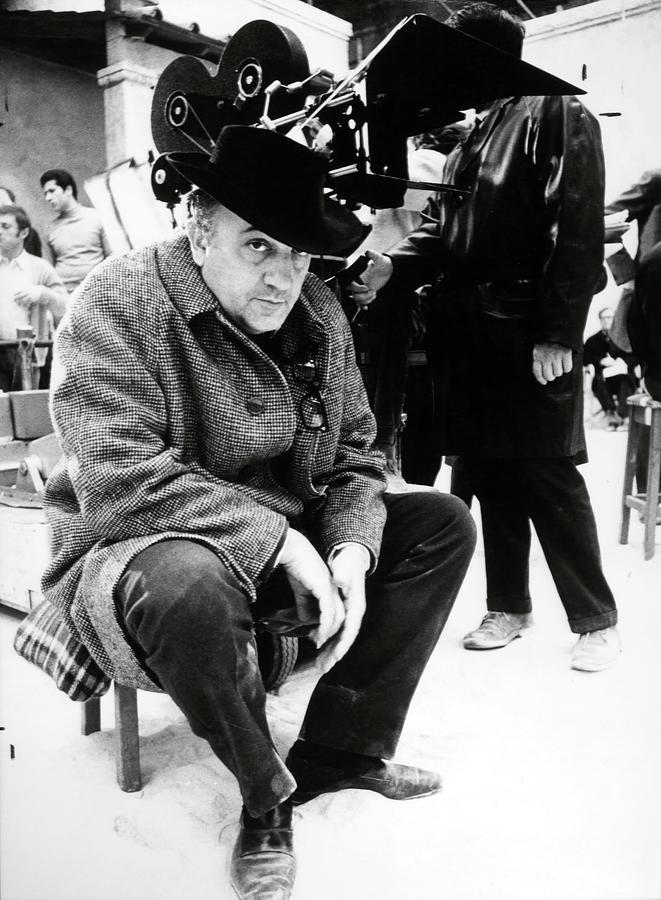 Laboratorio Plat de cine: Federico Fellini parte 01