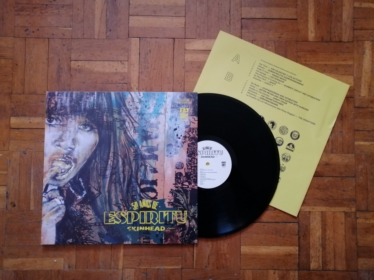 1/08 │ Soul pilula potea; nobedadeak eta «50 años de espíritu skinhead»
