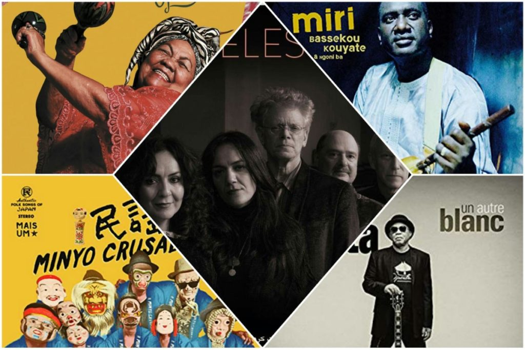 World Music Charts Europe 2019