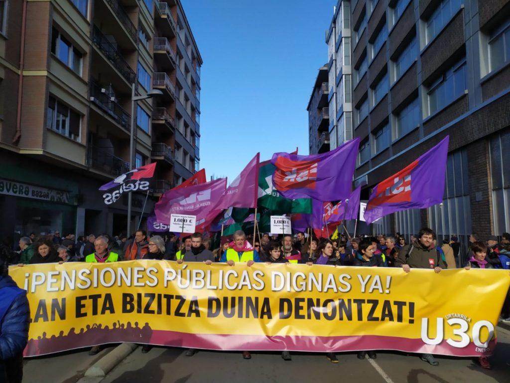 Hora a hora | Huelga General en Araba