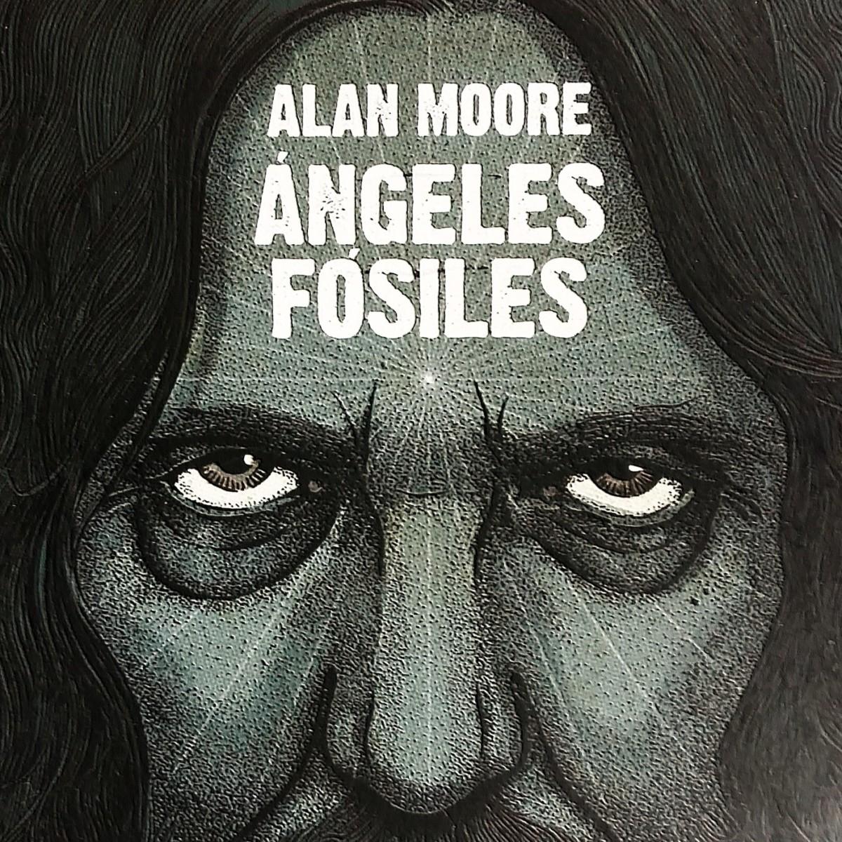 Laboratorio Plat de cine: Angeles fósiles, Alan Moore.