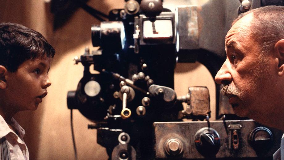 Programa 100,una declaración de amor por el cine: Cinema Paradiso (Giuseppe Tornatore)