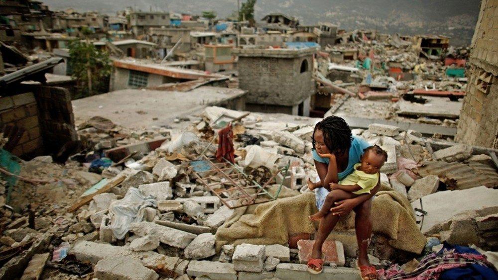 10 después del terremoto de Haití
