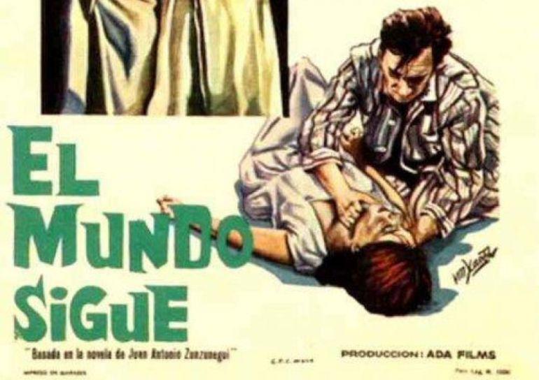 Sesión doble: El mundo sigue (Fernando Fernán Gomez) & A tiro limpio (Francisco Pérez-Dolz)
