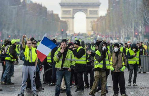 Estado Francés | Chalecos amarillos: el despertar popular.