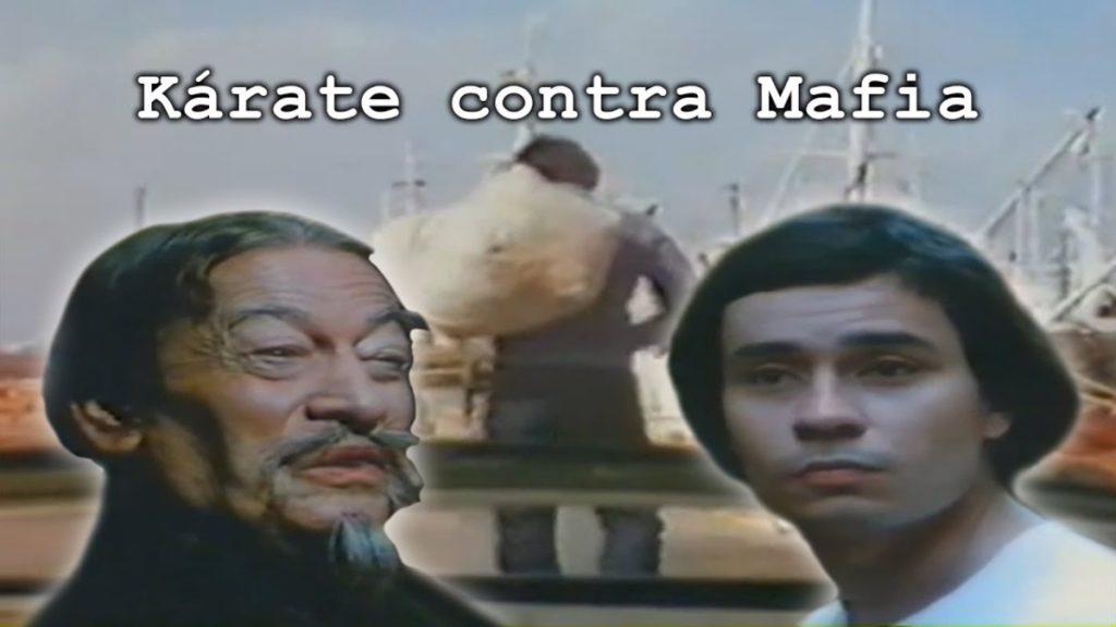 Karate contra mafia,  Ramón Saldías.