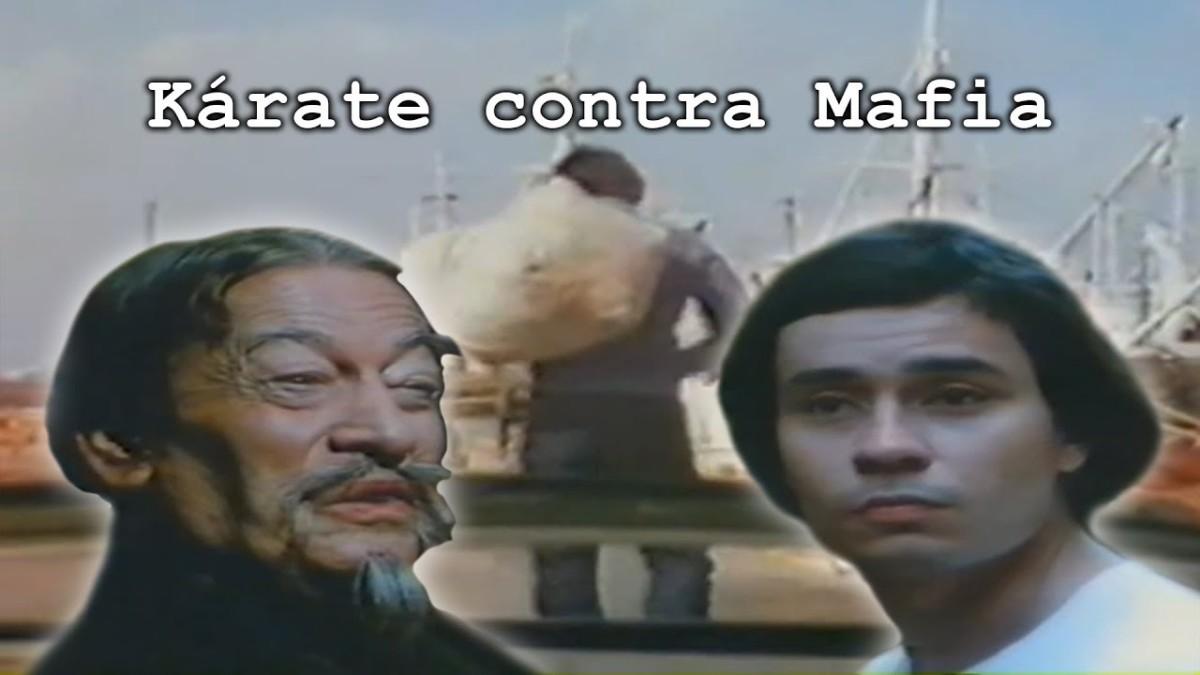 Laboratorio Plat de cine: Karate contra mafia,  Ramón Saldías.