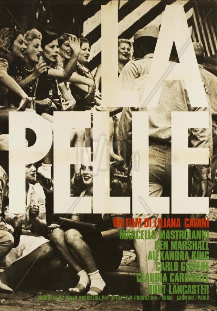 Laboratorio Plat de cine: La Pelle. Liliana Cavani.