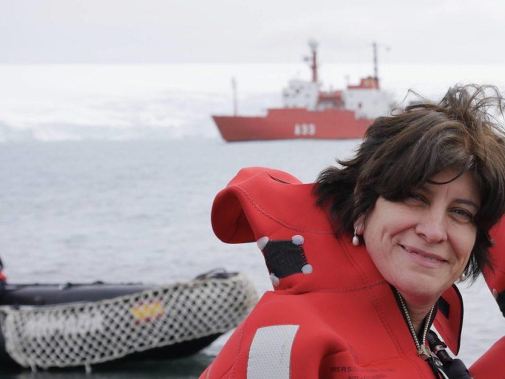 Día Internacional de la Mujer y la Niña en la Ciencia: Carlota Escutia, Ciencia Antártica