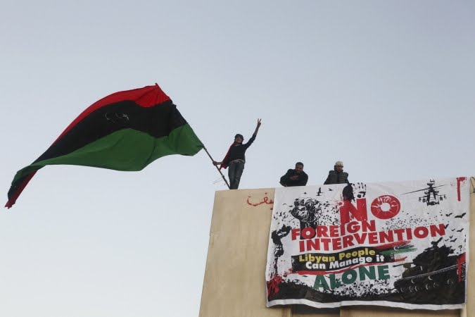 Libia   Encrucijada de intereses internacionales