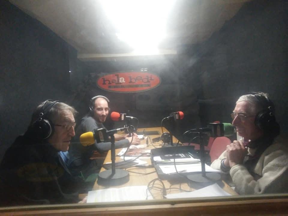 Entrevista con Ekaitz Samaniego 19/02/2020