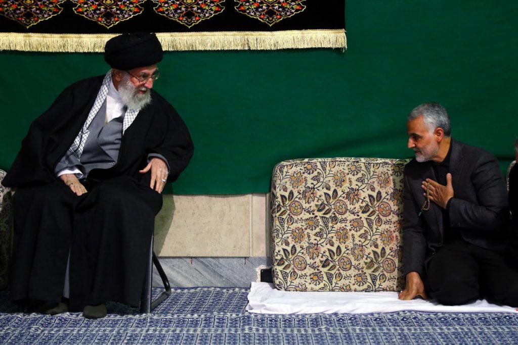 Irán – EEUU | Desconcertantes juegos de guerra