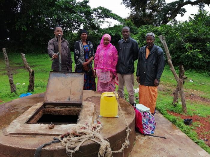 Las asociaciones Haaly Pular y Africanista Manuel Iradier (AAMI) lanzan un Crowdfunding para rehabilitar un pozo de agua sostenible en Hérico