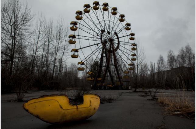 5.09: Quiero viajar sola / Chernobyl
