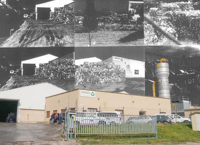 """La empresa Zorroza Gestión de Residuos cometió """"graves infracciones"""" al acumular y tratar residuos sin licencia para ello"""