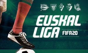 Euskal selekzioak aldarrikatzeko FIFA20 Euskal Liga antolatu dute Game Erauntsiak eta Gu ere Bai-k