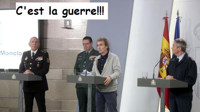 C'est la guerre!!! (Ipuin distopikoa)