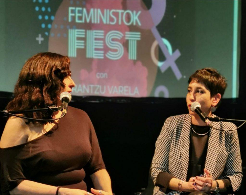Feminismos | «Las redes son un vehículo, un megáfono, pero la lucha se construye en la práctica política diaria y colectiva»