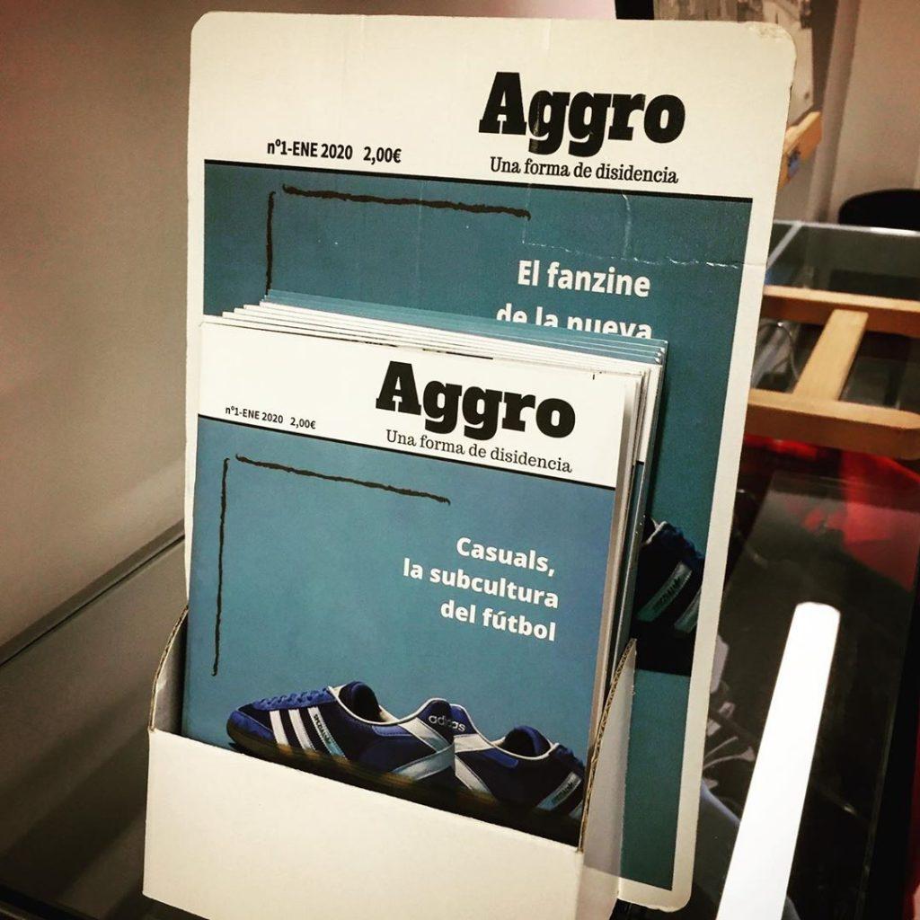 Special edition | Entrevista a Anton Rei, editor del fanzine Aggro