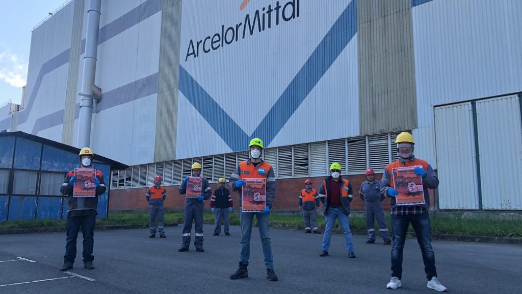Arcelor Mittal presentea un nuevo ERTE y anuncia despidos para todas sus plantas